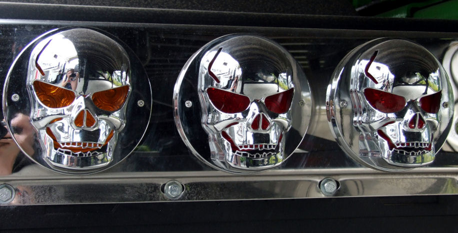 Truck-Rücklichter