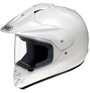Shoei Hornet DS crystal-white