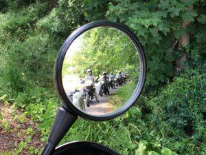 Im Rückspiegel