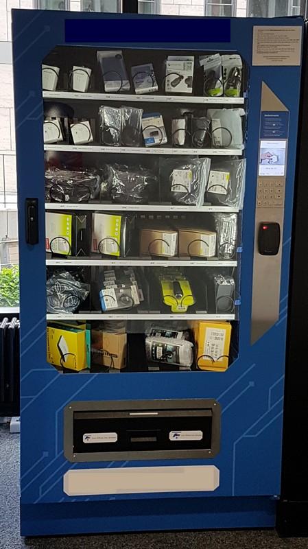 Hardware-Automat