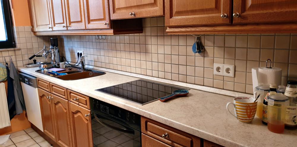 Küchenrenovierung Teil 4