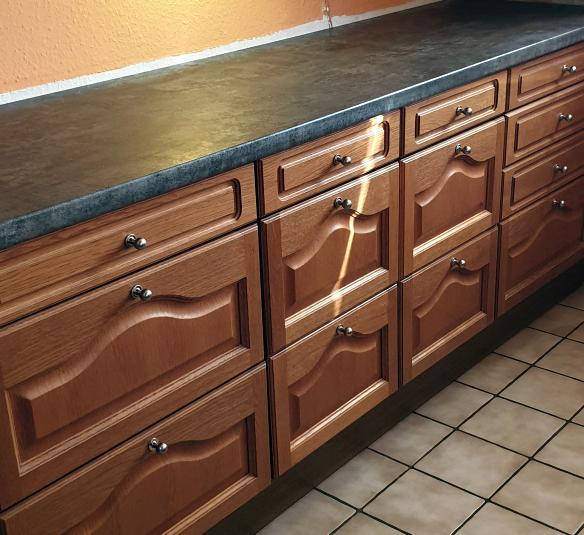 Küchenrenovierung Teil 3