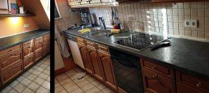 Küchenrenovierung Teil 5