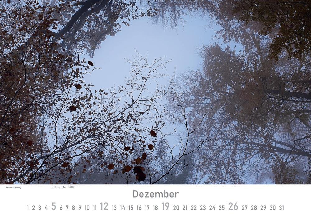 Kalender 2021 - Dezember