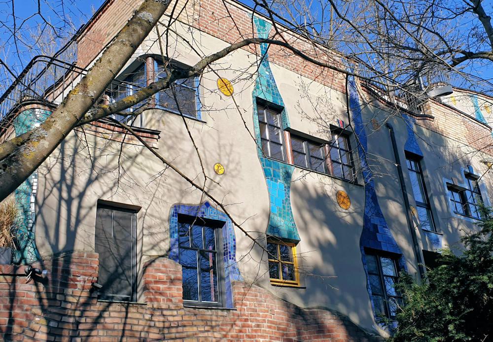 Hundertwasserhaus 02