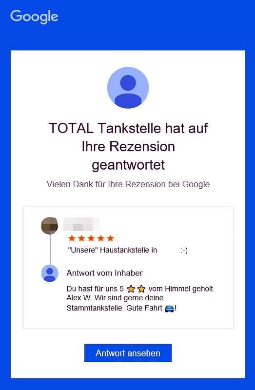 Rezension Tankstelle