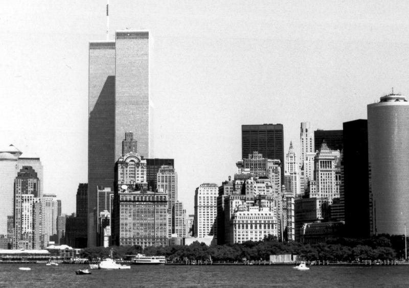 New York Skyline 1999